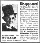 Howard Kahn