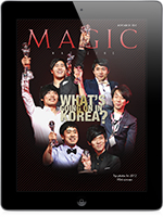 MAGIC Magazine November 2012