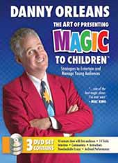 Art of Presenting Magic to Children
