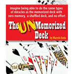 UNmemorized Deck