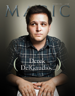 MAGIC Magazine October 2011 Cover