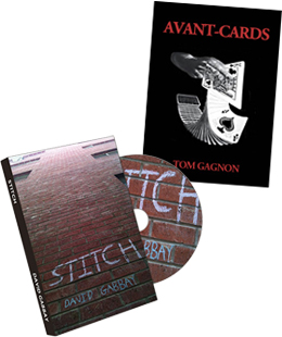 Avant-Cards and Stitch